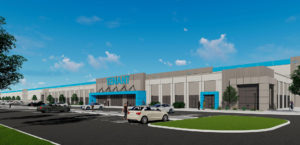 Hudson Logistics Center Rendering